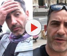 Matteo Viviani, 44 anni, inviato de 'Le Iene'.