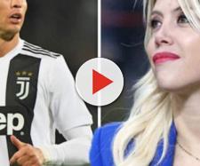 Wanda Nara:'Cristiano Ronaldo alla Juve 3 anni, solo dopo potremo dire se sarà fallimento'