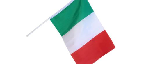 Bandiera Italia 30 x 45 cm: Addobbi,e vestiti di carnevale online ... - vegaoo.it