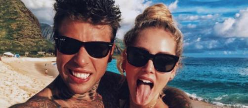 Chiara Ferragni e Fedez, vacanze in Polinesia. Fonte immagine: Google Immagini