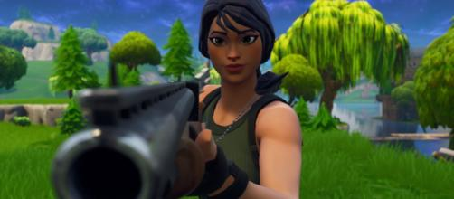 Epic Games developers explained the tough situation at work. - [Epic Games / Fortnite screencap]