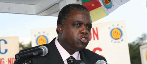 Le Ministre de la Communication du Cameroun. Web Site of CPDM - rdpcpdm.cm
