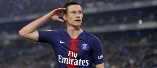 Mercato : Julian Draxler aurait 'trahi' le PSG