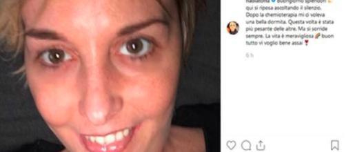 Nadia Toffa, chemioterapia a Pasquetta: 'Più pesante delle altre, ma si sorride sempre' - Leggo.it