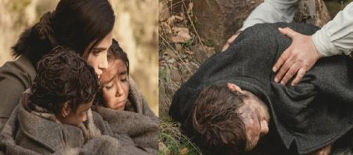 Spoiler Il Segreto: Fernando rischia di morire dopo aver salvato Esperanza e Beltran