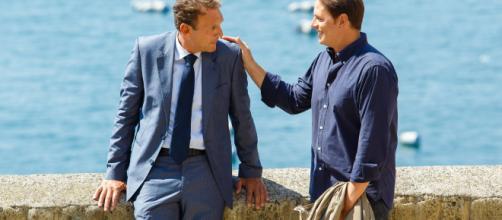 Un posto al sole anticipazioni: Filippo e il padre vanno in Messico