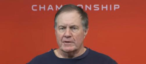 Will Bill Belichick draft a quarterback in the first round? [Image Credit: NFL/YouTube]