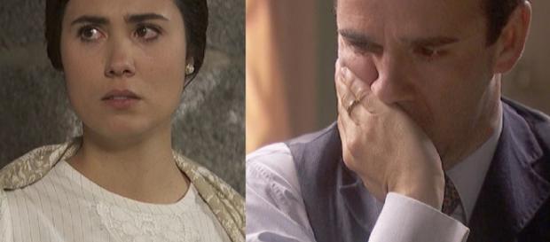 Anticipazioni Il Segreto prossima settimana: Maria disperata, Adela finisce in ospedale