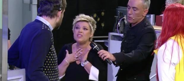 Terelu Campos estalla por la presión sobre su hermana Carmen ... - bekia.es