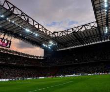 Stasera allo stadio 'Meazza' di Milano la semifinale di Coppa Italia tra Milan e Lazio