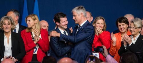 Européennes : forts de dynamique Bellamy, Les Républicains veulent y croire