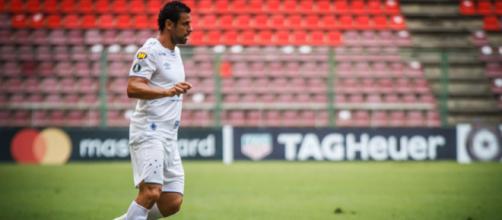 Fred voltou a marcar. (Divulgação/Vinícius Silva/Cruzeiro)