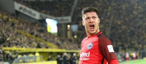 Jurgen Klopp keen on signing striker Luka Jovic - anfieldhq.com