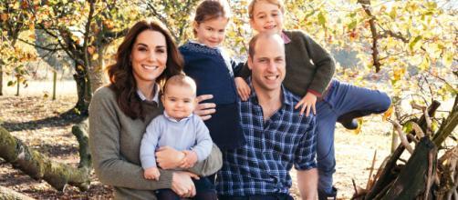 O caçula da família real completou um ano de idade. (Arquivo Blasting News)