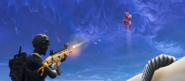 1v1 mode is coming to 'Fortnite.' - [Epic Games / Fortnite screencap]
