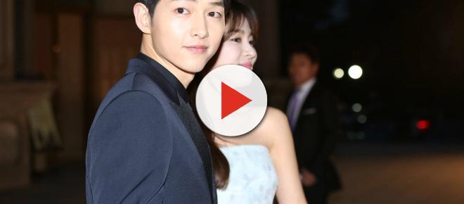 Song Joong Ki and Song Hye Kyo pregnancy rumors