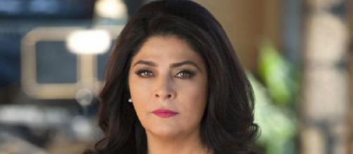 Último trabalho da atriz foi em 'Las Amazonas', em 2016. (Divulgação/Televisa)