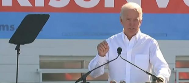 Biden set to launch 2020 presidential campaign. [Image source/ABC News YouTube video]