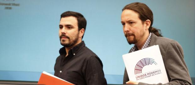 Garzón pide a Iglesias más visibilidad en Unidos Podemos - elespanol.com