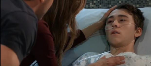General Hospital (GH) spoilers: Oscar's death can become a hope for Jordan (Image Source: GH-YouTube.)