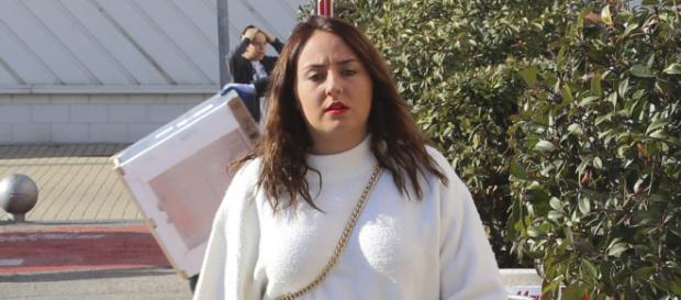 Rocío Flores Carrasco cambia sus hábitos alimentarios y ofrece sus ... - bekia.es