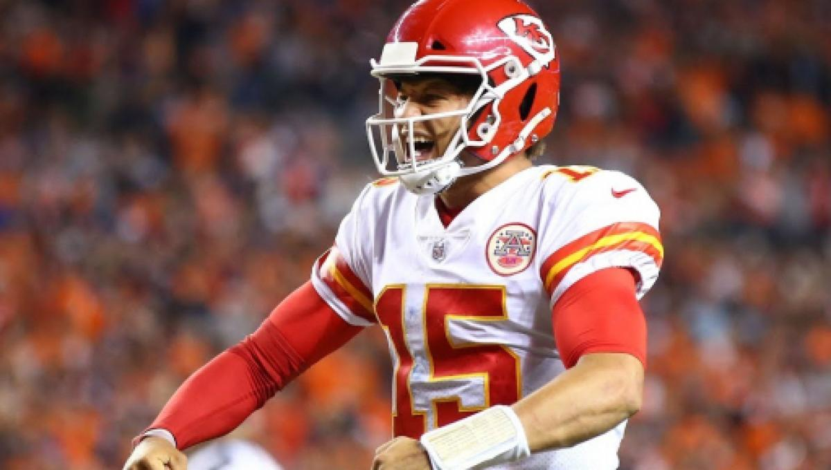 Patrick Mahomes Named Madden 20 Cover Athlete Prior To 2019