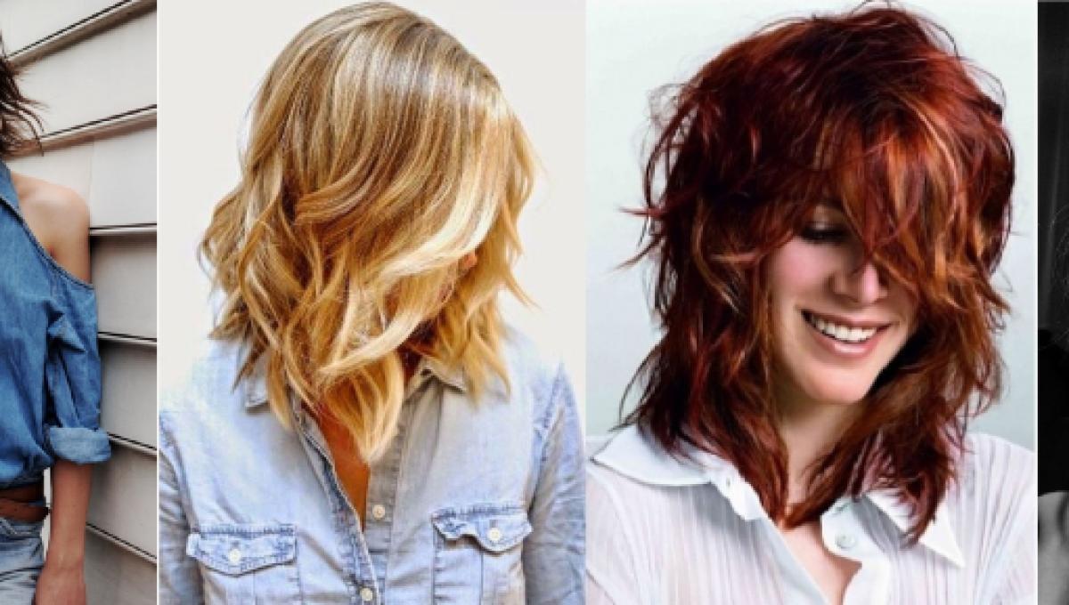 Tagli capelli medio lunghi estate 2019