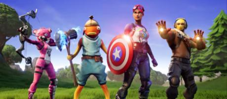 The Fortnite Endgame content is now live. [Image source: Fortnite/YouTube]