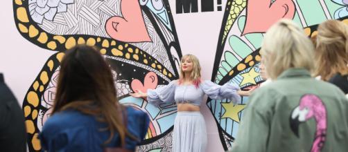Em parceria com Brendon Urie, Taylor Swift lança a música 'ME!'. (Arquivo Blasting News)