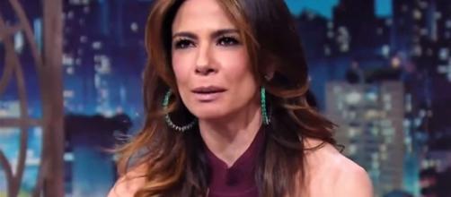Luciana Gimenez é ignorada pela atual do ex-marido em avião. (Arquivo Blasting News)
