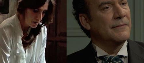 Trame Una Vita: Silvia rinchiusa in casa e avvelenata dal marito per aver baciato Arturo