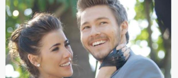 Thomas may affect Liam and Steffy's relationship. - [CBS / YouTube screencap