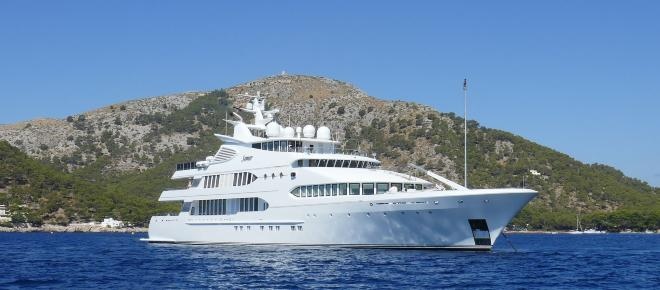 Love, luxury and legal troubles on the high seas
