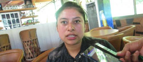 La alcaldesa de Veracruz, Marisela Vallejo Orea, fue asesinada. - lasaltasmontanas.com