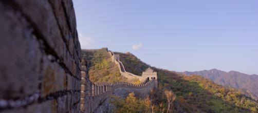 La Grande Muraille de Chine - Photo by Vincent Guth on Unsplash