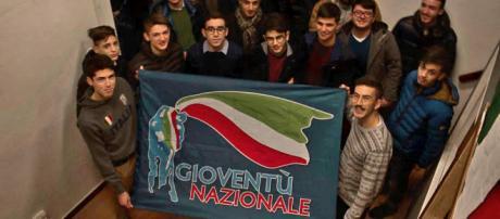 Gioventù Nazionale Sassari - Fonte: Facebook