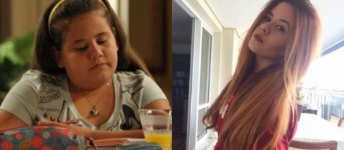 Ana Carolina deixou para trás a imagem de Ágata de 'Avenida Brasil'. (Reprodução/Rede Globo/Instagram)