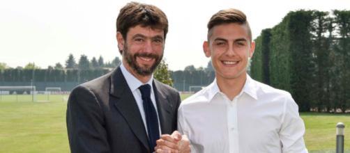 Dybala consiglia la Juve: 'Due giocatori sono gli unici a saltare uomo, tra questi Chiesa'