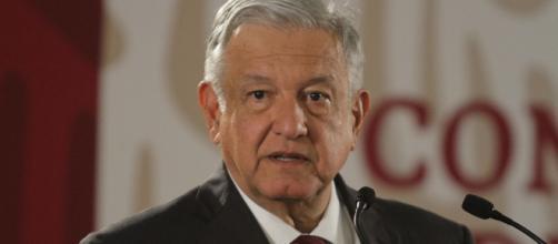 El presidente López Obrador apoya en Oaxaca el proyecto del Istmo.