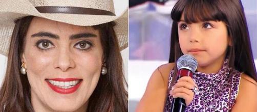 Heloísa e Yasmim deixaram saudades. (Reprodução/Record TV/SBT)