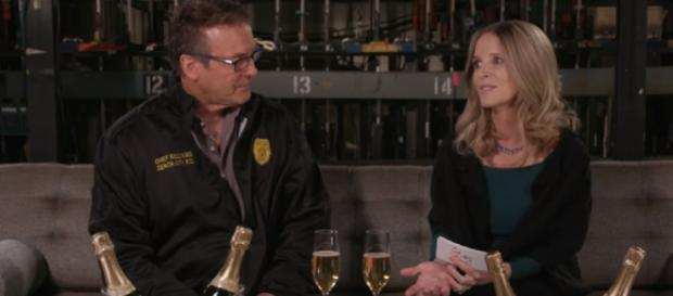 Doug Davidson And Lauralee Bell from 'The Young and the Restless.' - [The Young and the Restless / YouTube screencap]