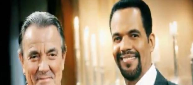Young and The Restless, special episode in homage to Kristoff St. John. [Image source: Twitter Y&R]