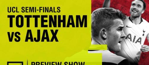 Anteprima Tottenham-Ajax, semifinale Champions League 2019