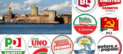 Elezioni amministrative a Livorno, ben 11 liste su 17 sono del mondo della sinistra