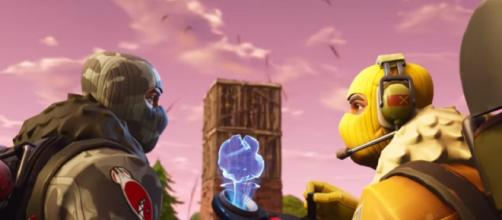 New 'Fortnite' event will unvault certain weapons. [Epic Games / Fortnite screencap]