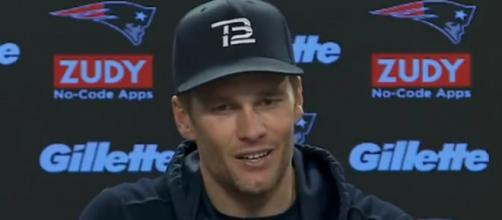 Tom Brady was taken 199th overall in the 2000 NFL Draft (Image Credit: New England Patriots/YouTube)