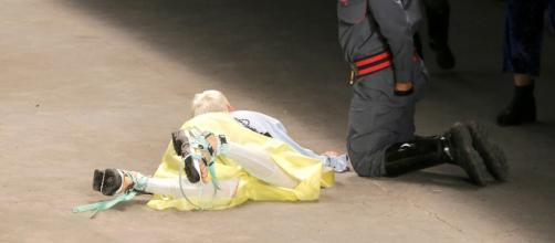 Un modelo muere en pleno desfile en Brasil