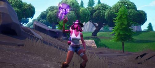 Upcoming 'Fortnite' item could be similar to Shadow Stones. - [Epic Games / Fortnite screencap]