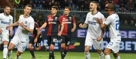 Genoa-Inter 0-4: tanti gol al Ferraris, le pagelle della partita