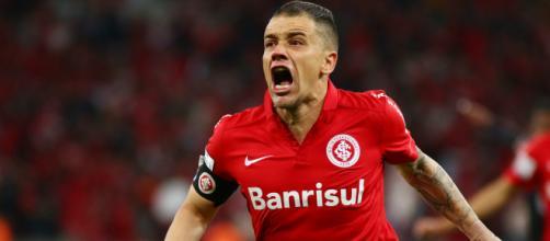 Andrés D'Alessandro disse que não irá comemorar gol contra o ex-clube. (Arquivo Blasting News).